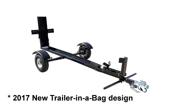 trailer in a bag
